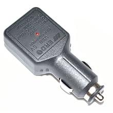 ERD CAR MOBILE CHARGER USB 5V-1Amp. (LP-29 CC) With USB Port