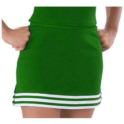 line cheerleading skirt kelly green cheerleading company offers a ...