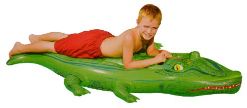 "Crocodile Ride-on Float 80"" X 46"""