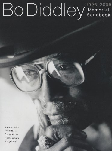 Bo Diddley: Memorial Songbook 1928-2008 (Voice/Piano), Mr. Media Interviews