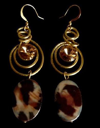 Earrings By Jeff Lieb #5625