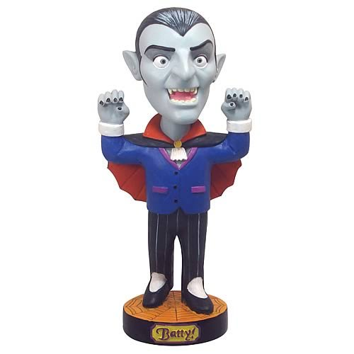 Vampire Bobble Head - 1