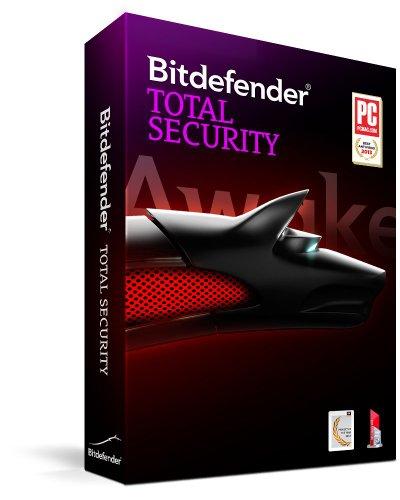 Bitdefender Total Security (2014): 3 User - 1 Year (PC)