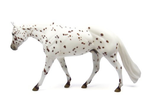 "Breyer ""Lil' Ricky Rocker"" Appaloosa Champion - Traditional Toy Horse Model"