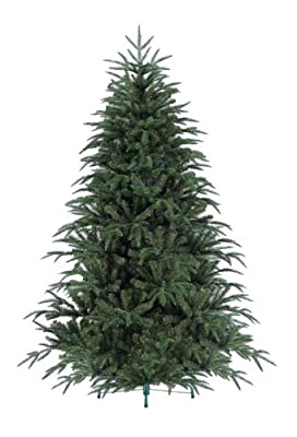 Victoria Pine Artificial Christmas Tree in Green