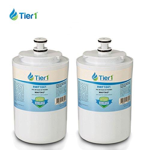 Maytag UKF7003 EDR7D1 Filter 7 Comparable Refrigerator Water Filter 2 Pack