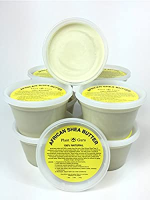 African Shea Butter Pure Raw Unrefined 16 oz.