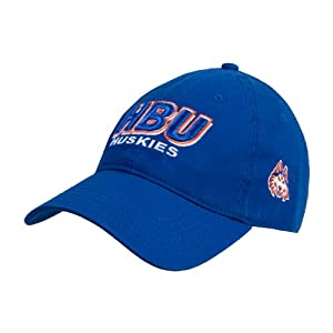 houston baptist royal twill unstructured low profile hat