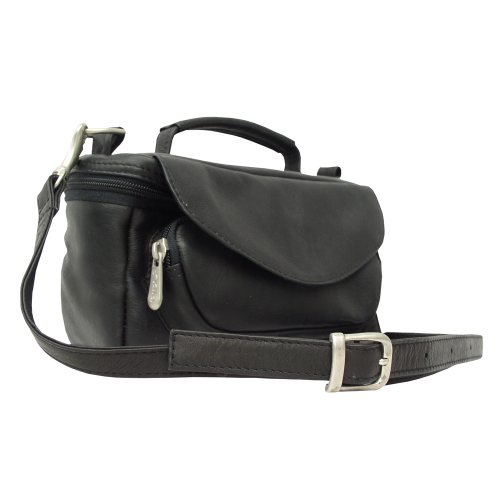 Piel Leather Deluxe Carry-All Camera Bag