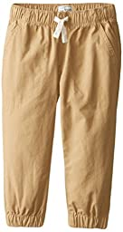 The Children\'s Place Little Boys\' Jogger, Flax, 5T
