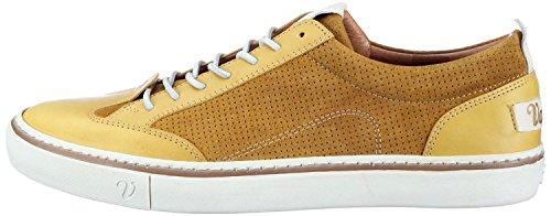 Valsport ALTIERI LOW, Sneaker uomo Giallo Golden Yellow, Giallo (Golden Yellow), 42