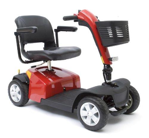 電動カート (シニアカー) パスライダー、安定感のあるミドルクラス