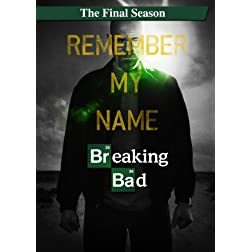 Breaking Bad: The Final Season (+UltraViolet Digital Copy)  [Blu-ray]