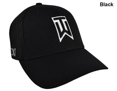 1354b11cef1 New Nike Golf- TW Tour Cap Black Medium Large