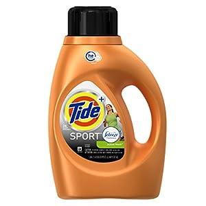 Tide Plus Febreze Freshness Sport Active Fresh Scent HE Turbo Clean Liquid
