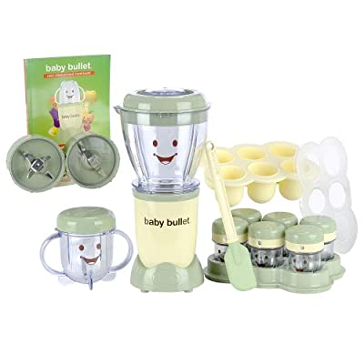 Baby Bullet Food System - 20-Piece - 72DEB40A by Baby Bullet that we recomend individually.