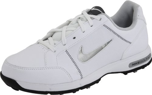 Nike Golf Remix Jr-101 Shoe (Little Kid/Big Kid),White/Dark Grey,6 M US Big Kid