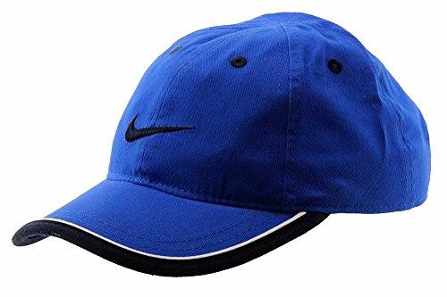 NIKE SWOOSH/ Baseball Cap Hat 4 /7 Yrs  Blue Sapphire
