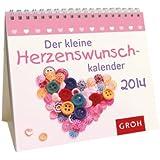 Der kleine Herzenswunschkalender 2014