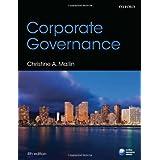 Corporate Governanceby Christine Mallin