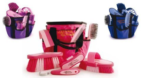 Equestria Sport Series 8-pc Boxed Horse Grooming Sets