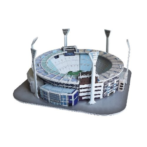 Dimart Mini Educational 3D Model Puzzle Jigsaw Melbourne Cricket Ground DIY Toy 23 Pcs - 1