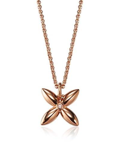 Esprit Collar Thriving Flora Rose Rosado