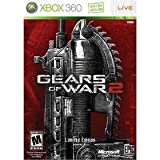 XBOX360  Gears of war 2  (Limited Edition) 【輸入版 / アジア版 】 (限定版)