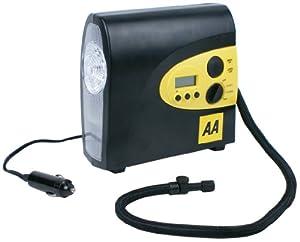 AA Car Essentials 12-Volt Digital Tyre Compressor