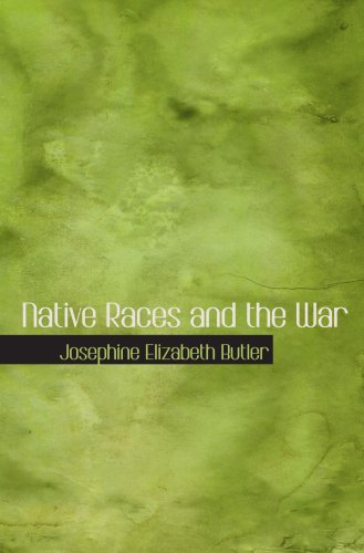 Native Races and the War