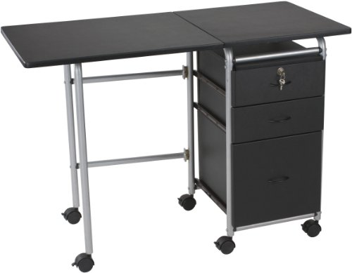Balt Fold-N-Stow Workstation front-5605