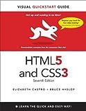 HTML5: Visual QuickStart Guide (7th Edition)