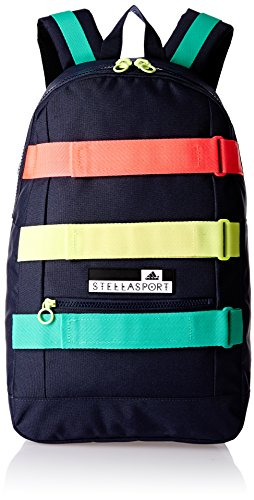 adidas-rucksack-stellasport-backpack-strap-dunkelgrau-26-x-16-x-45-cm-19-liter-ah6766