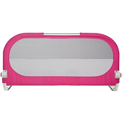 Munchkin-Sleep-Bed-Rail-Pink