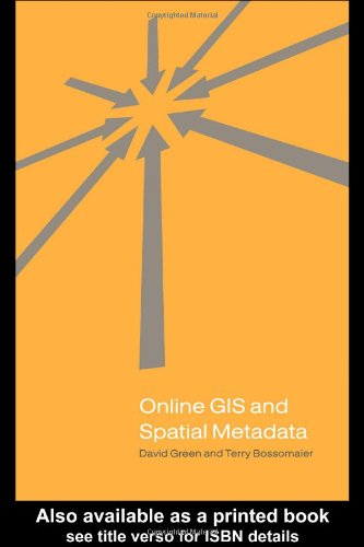 Online GIS and Spatial Metadata