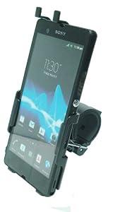 Haicom Fahrrad Motorrad Halter Halterung für Sony Xperia Z / Fahrradhalter