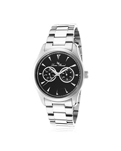 Lucien Piccard Men's LP-12761-11 Stellar Black Stainless Steel Watch
