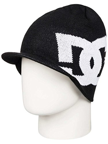 Dc shoes berretto cuffia BIG star visor black