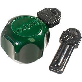 B & K Industries 103-501RP Flowlock Outdoor Water Faucet Lock