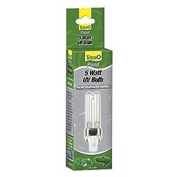 TetraPond 19526 Replacement Bulb for UV Clarifier, 5-Watt