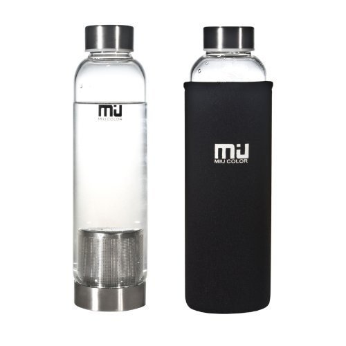 miu-colorr-550ml-eco-friendly-glass-water-bottlebpa-free-portable-sports-bottleleak-proof-stainless-