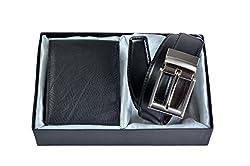 SCHARF Belt Wallet Combo Set CBW03C