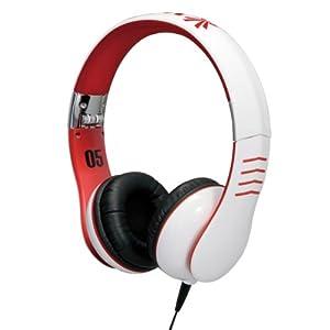 Vestax 密閉ダイナミック型ヘッドフォン  ホワイト HMX-05 WHITE