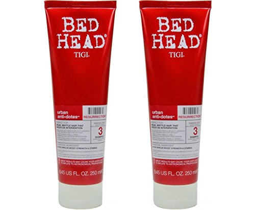 Tigi Bed Head Urban Antidotes 3 Resurrection Shampoo Duo Pack (2 x 250 ml)