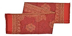 Pashmina Collections Red Women's Shawl (Red2380)