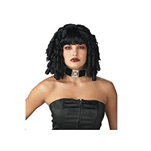 Club Curls Costume Wig