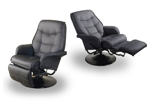 Product Description  sc 1 st  Best Swivel Chairs - blogger & Best Swivel Chairs : Two New Black Rv Motorhome Swivel Recliner ... islam-shia.org