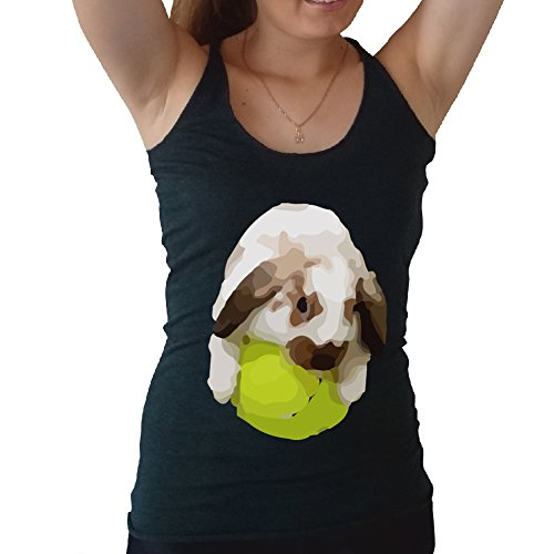 Rabbit Bunny Ball Animal Tank top