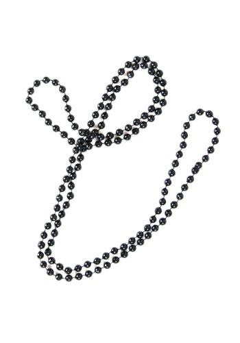 Black-Flapper-Beads