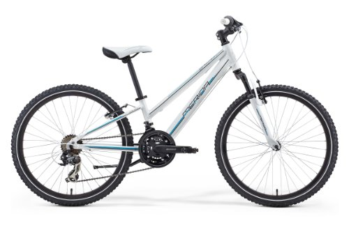 Merida Dakar 624 Girl childrens bike 24 inch white (2013)